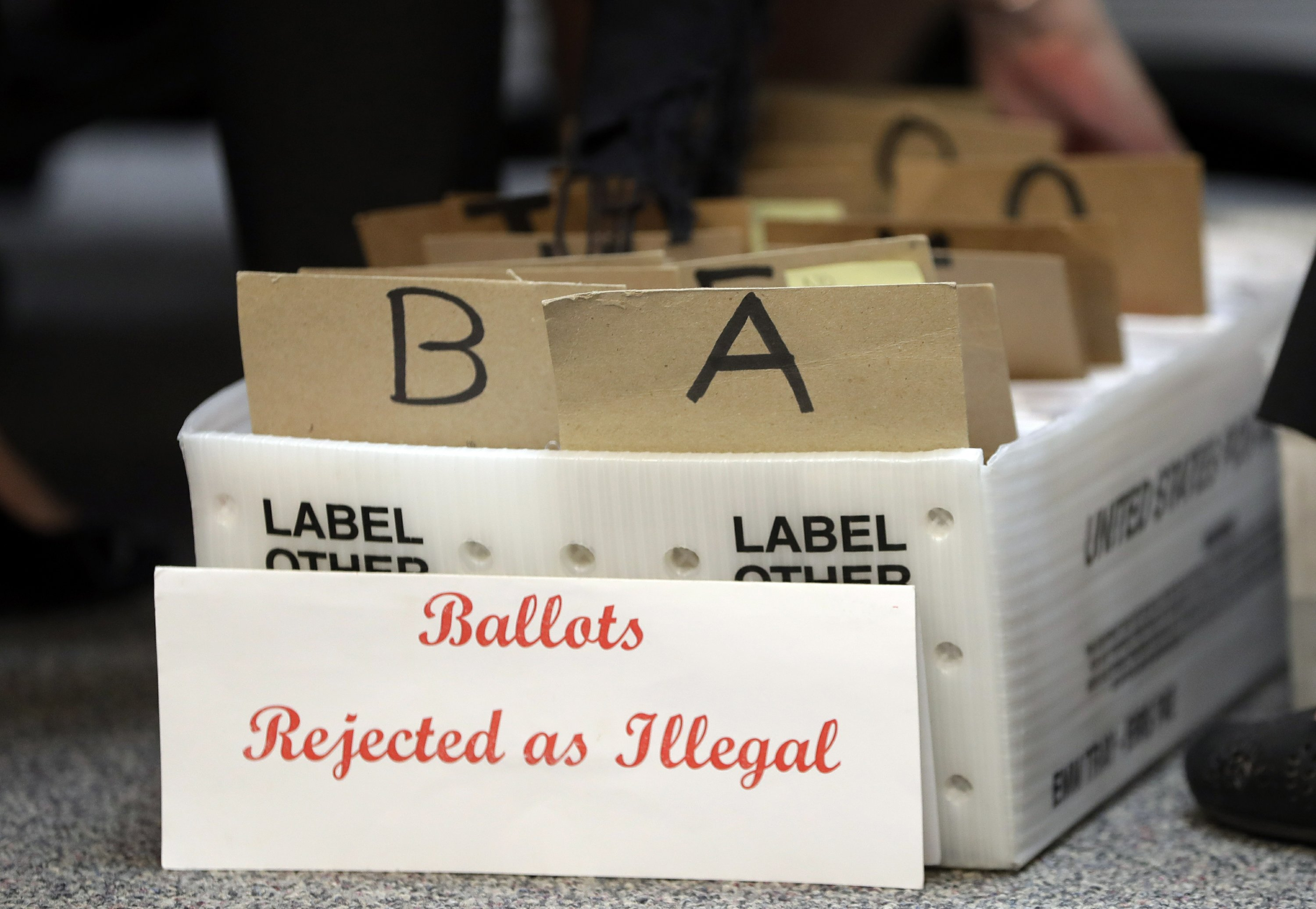 Rejection Of Mail In Ballots Raises Alarm Ahead Of Election