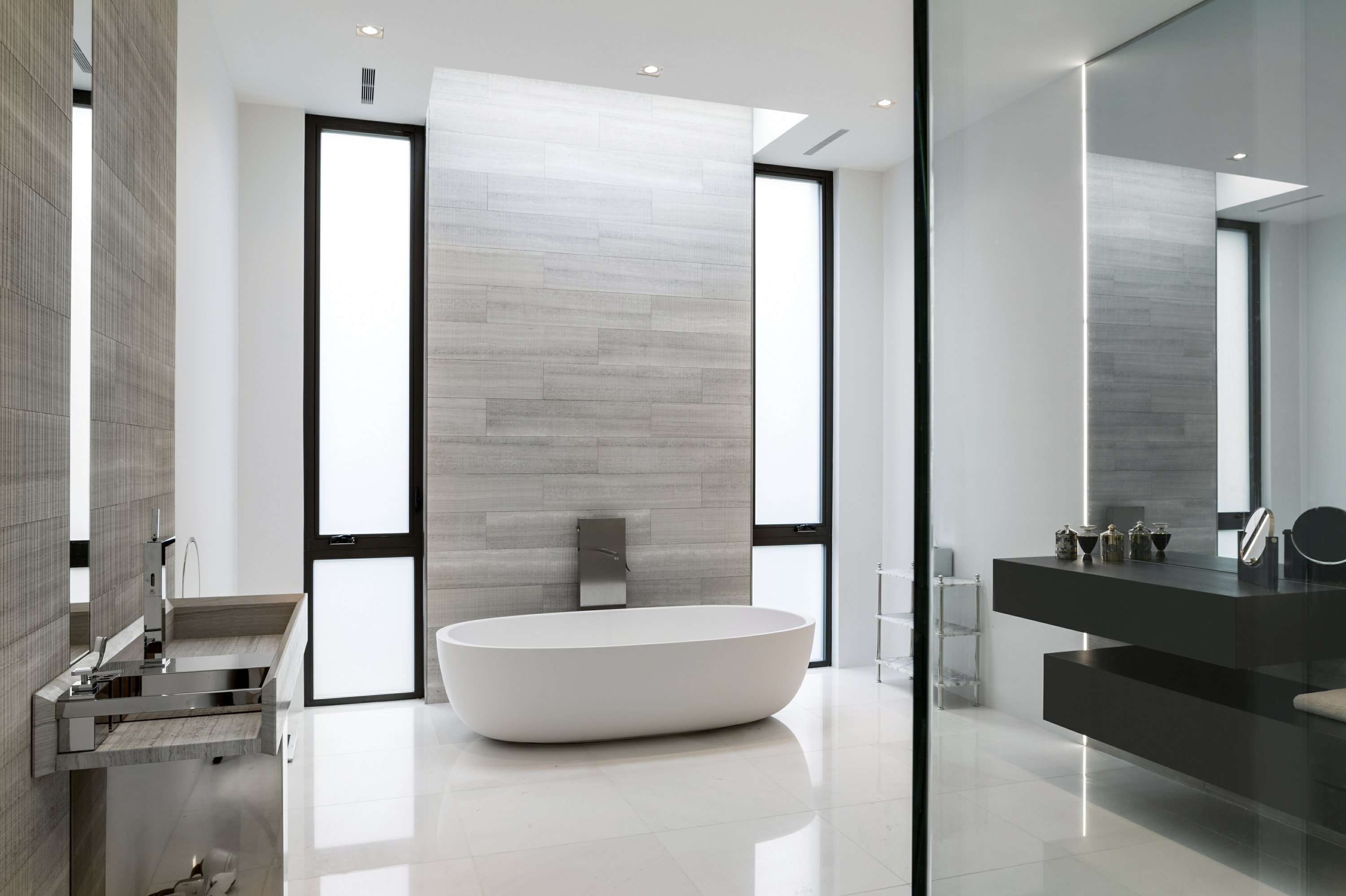 Ask A Designer Small Touches Create A Great Master Bathroom