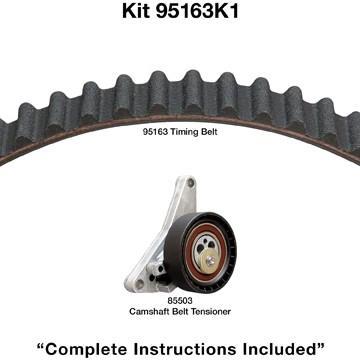 1989 Pontiac LeMans Engine Timing Belt Kit AutoPartsKart