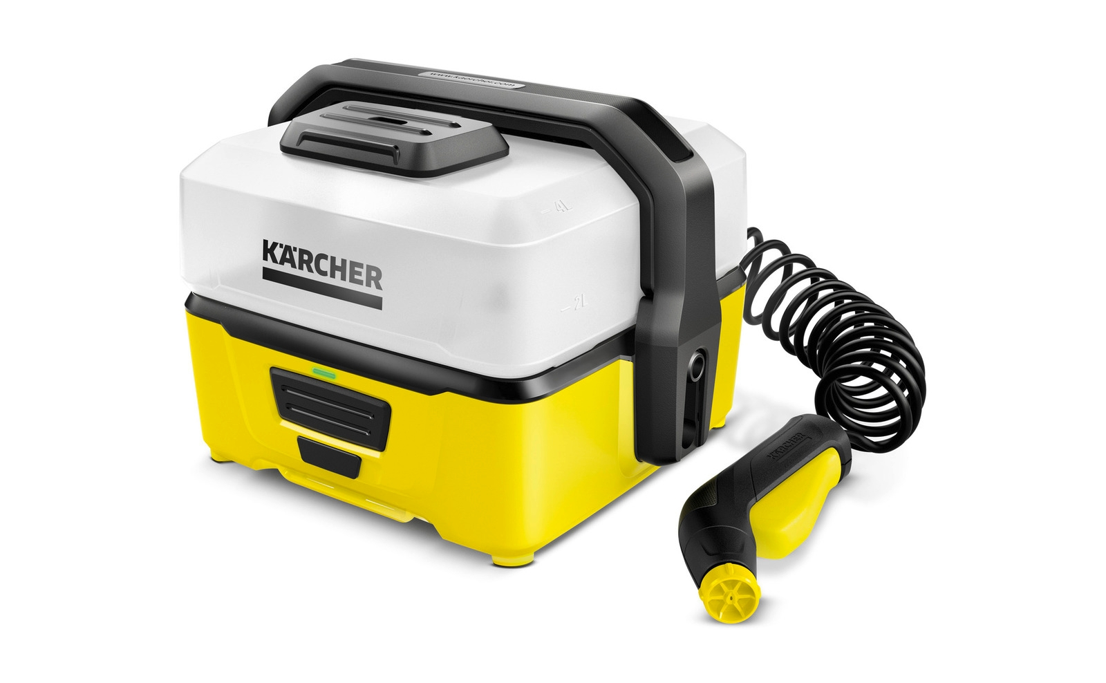 Karcher Reiniger Kärcher Mobile Outdoor Cleaner Oc 3