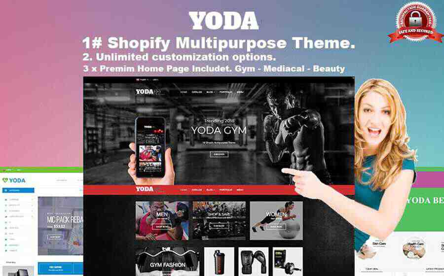 15+ Best Shopify Templates For Niche Online Stores Easyship Blog