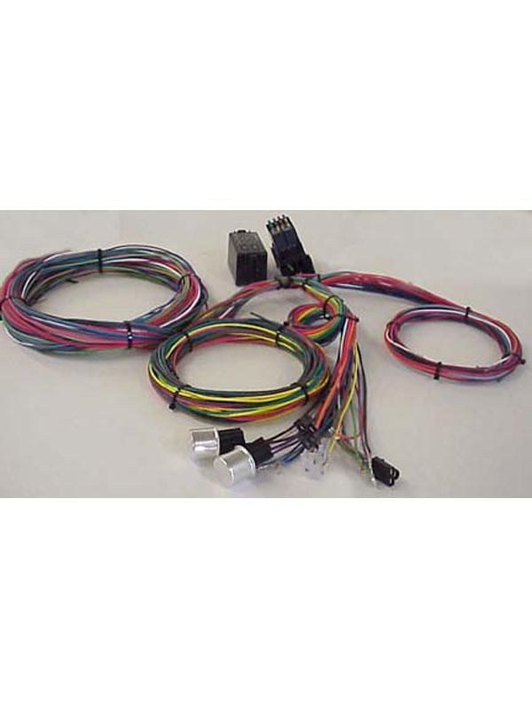 EZ Wiring Ez12 Circuit Mini Wire Harness Prewired Fuse Panel