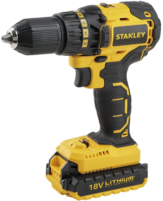 Bosch Gbh 2 23 Rea Stanley 18v Brushless Drill Driver Sbd201d2k Singapore - Eezee