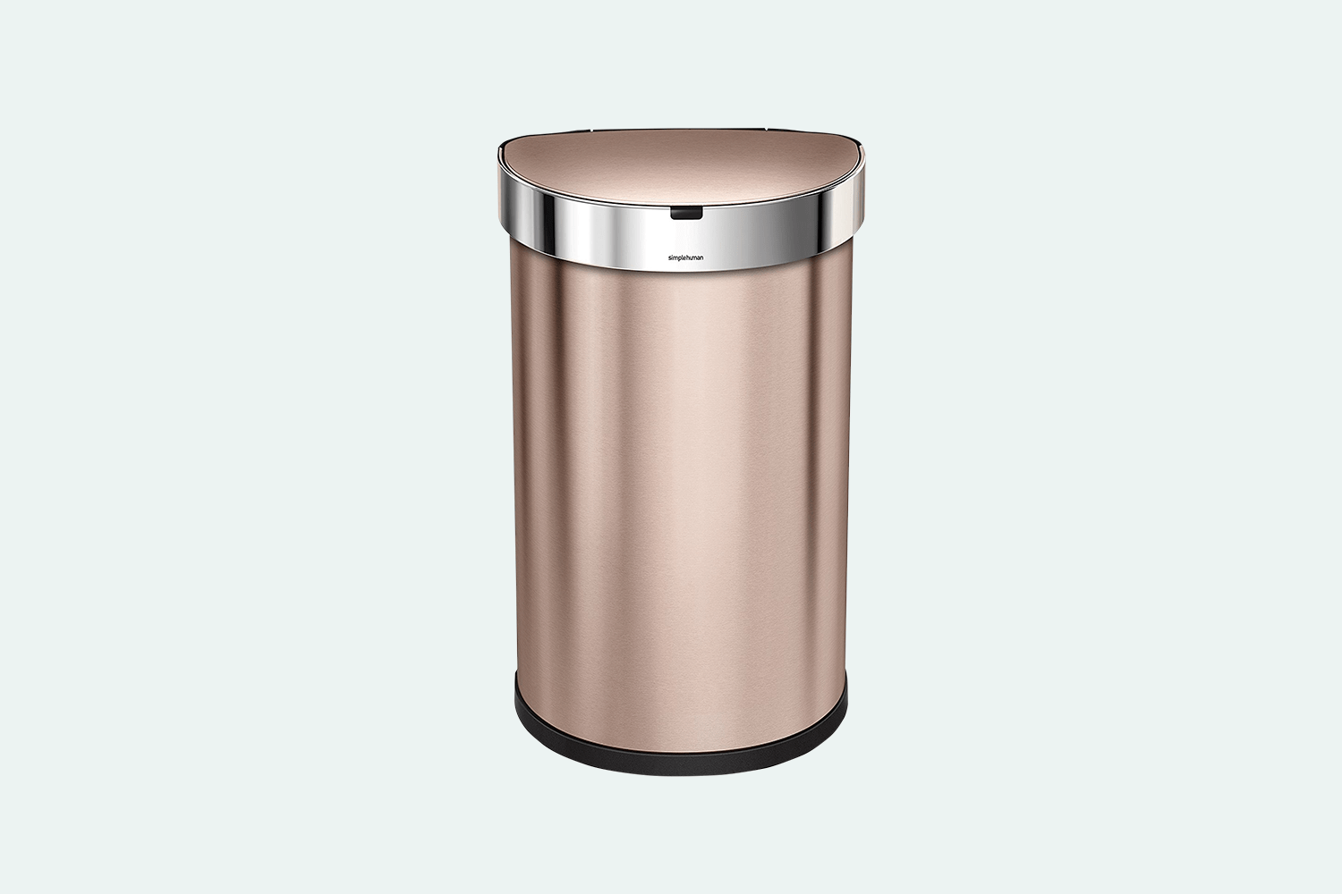 Copper Trash Can With Lid The Best Kitchen Trash Cans 2018 Annual Guide Apartment Therapy