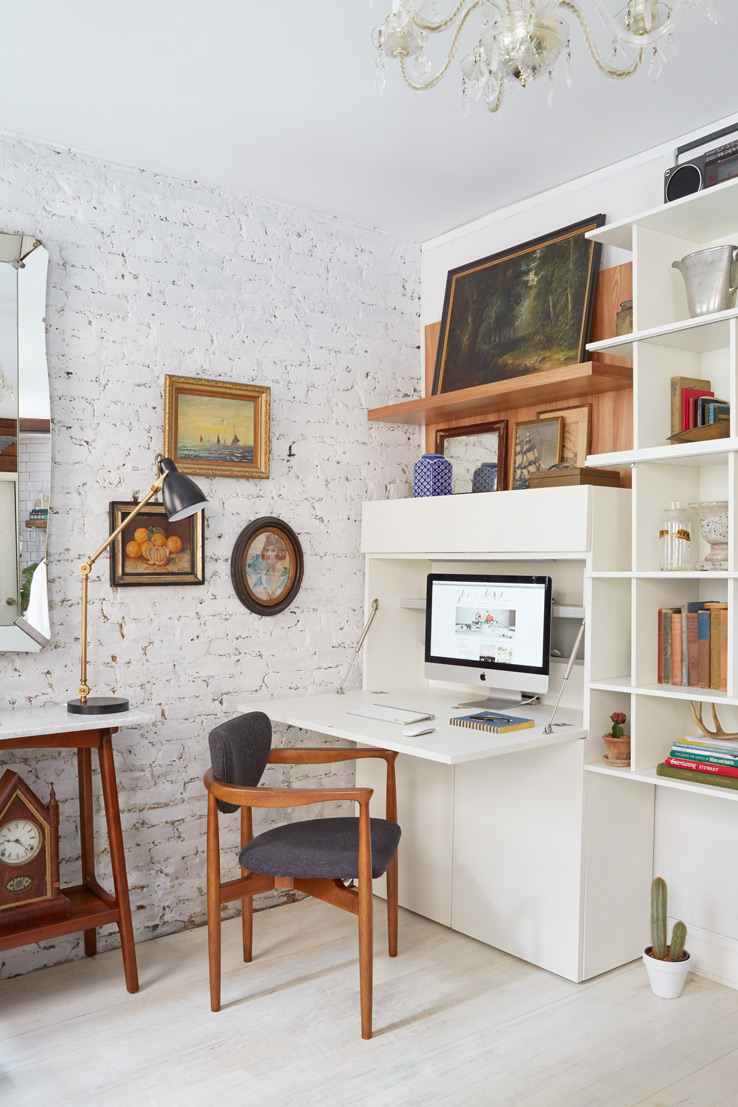 Small Office Room Designs 10 Perfect Living Room Home Office Nooks Short On Space But Not