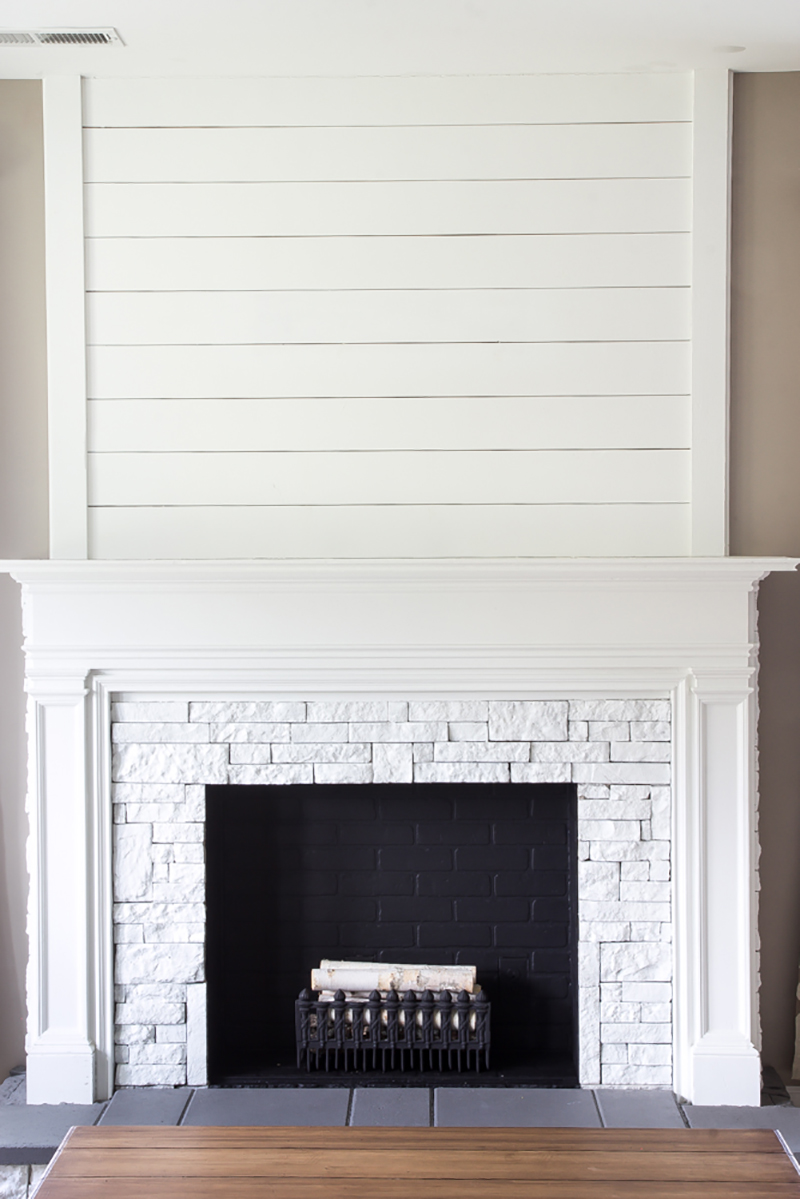 Fake Fireplaces For Decoration How To Diy A Fake Fireplace Or Dress Up The Real One You Already