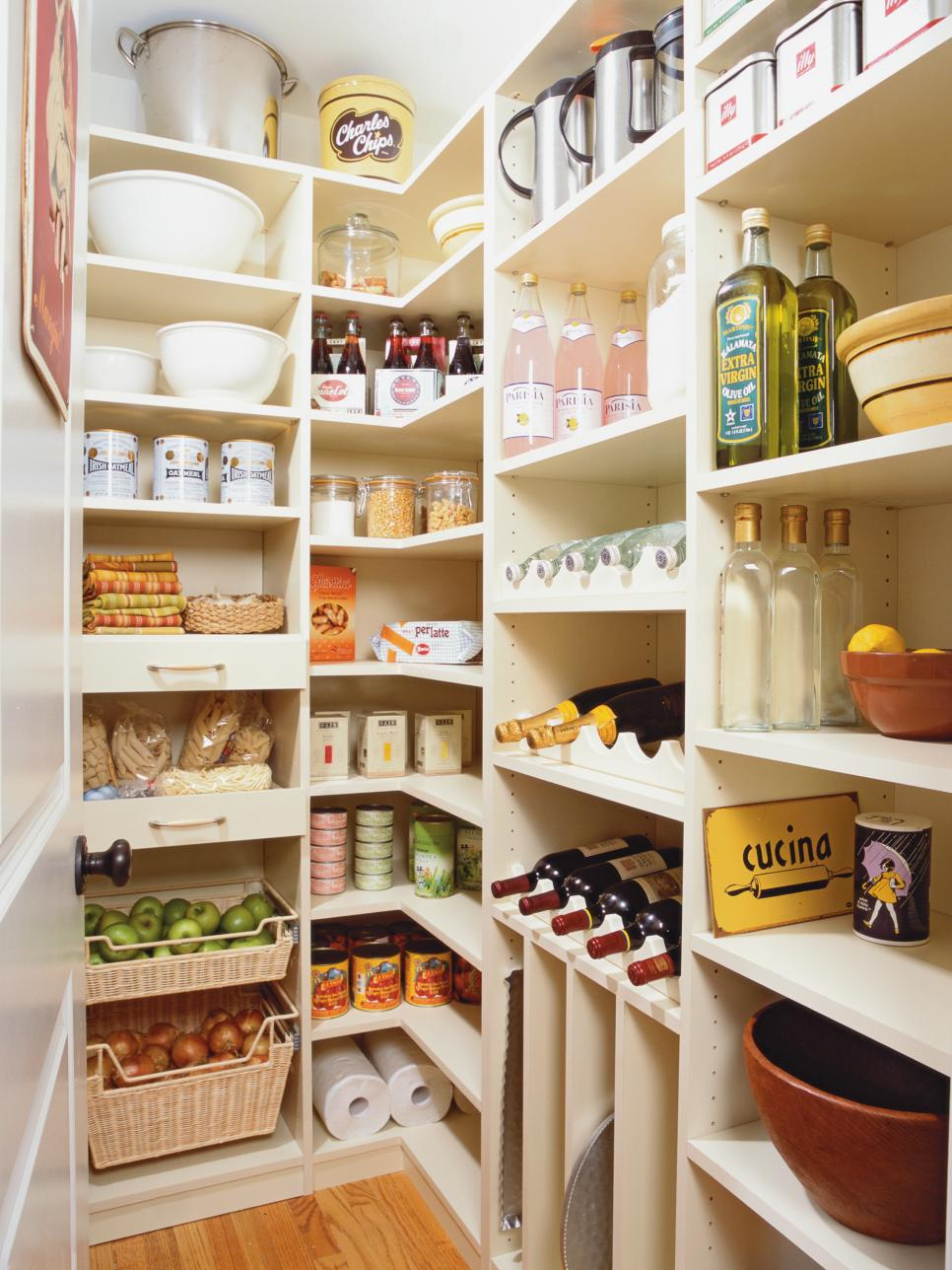 Pantry Organization 6 Easy Yet Dramatic Ways To Organize Your Kitchen Food Storage