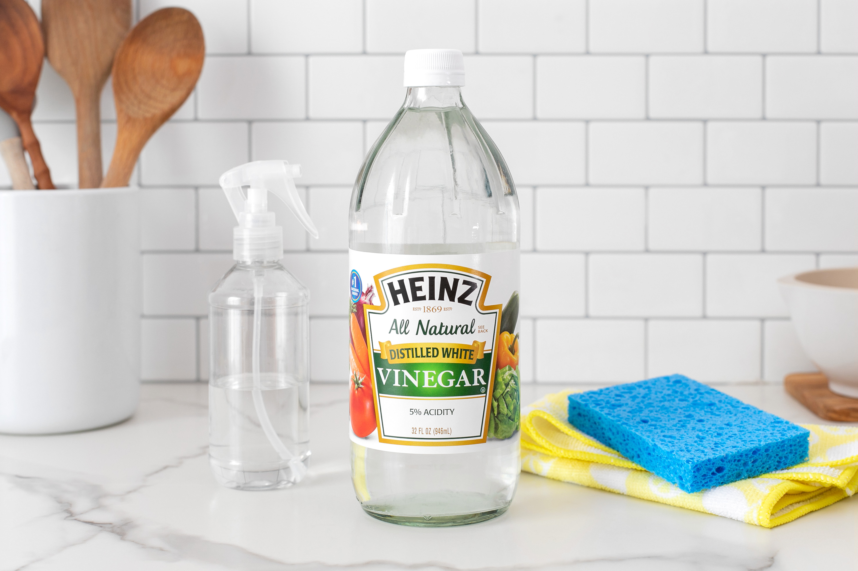 How Does Vinegar Work For Cleaning Kitchn