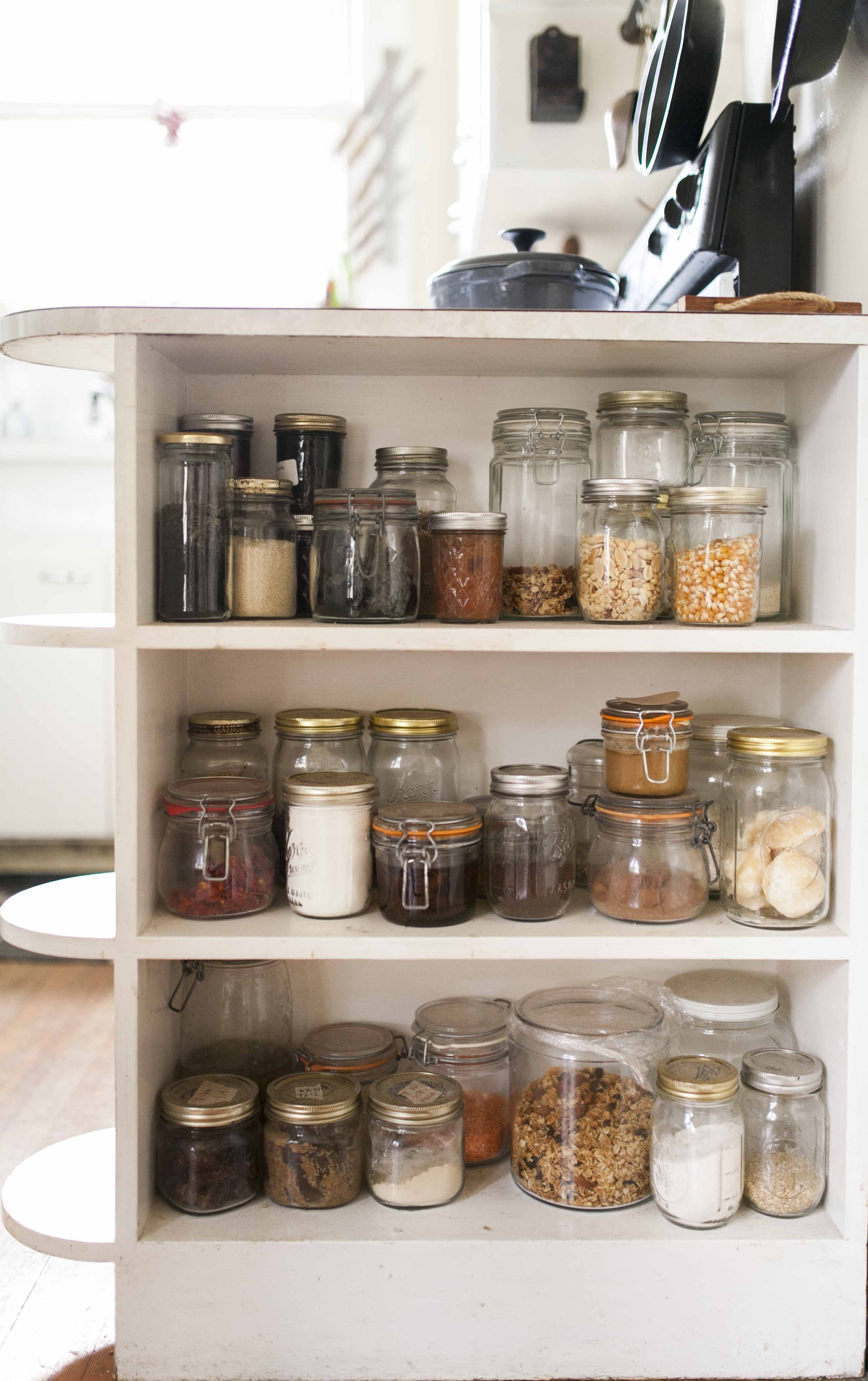 Ikea Metod Bank 5 Ingenious Budget Pantries Created With Ikea Basics Kitchn