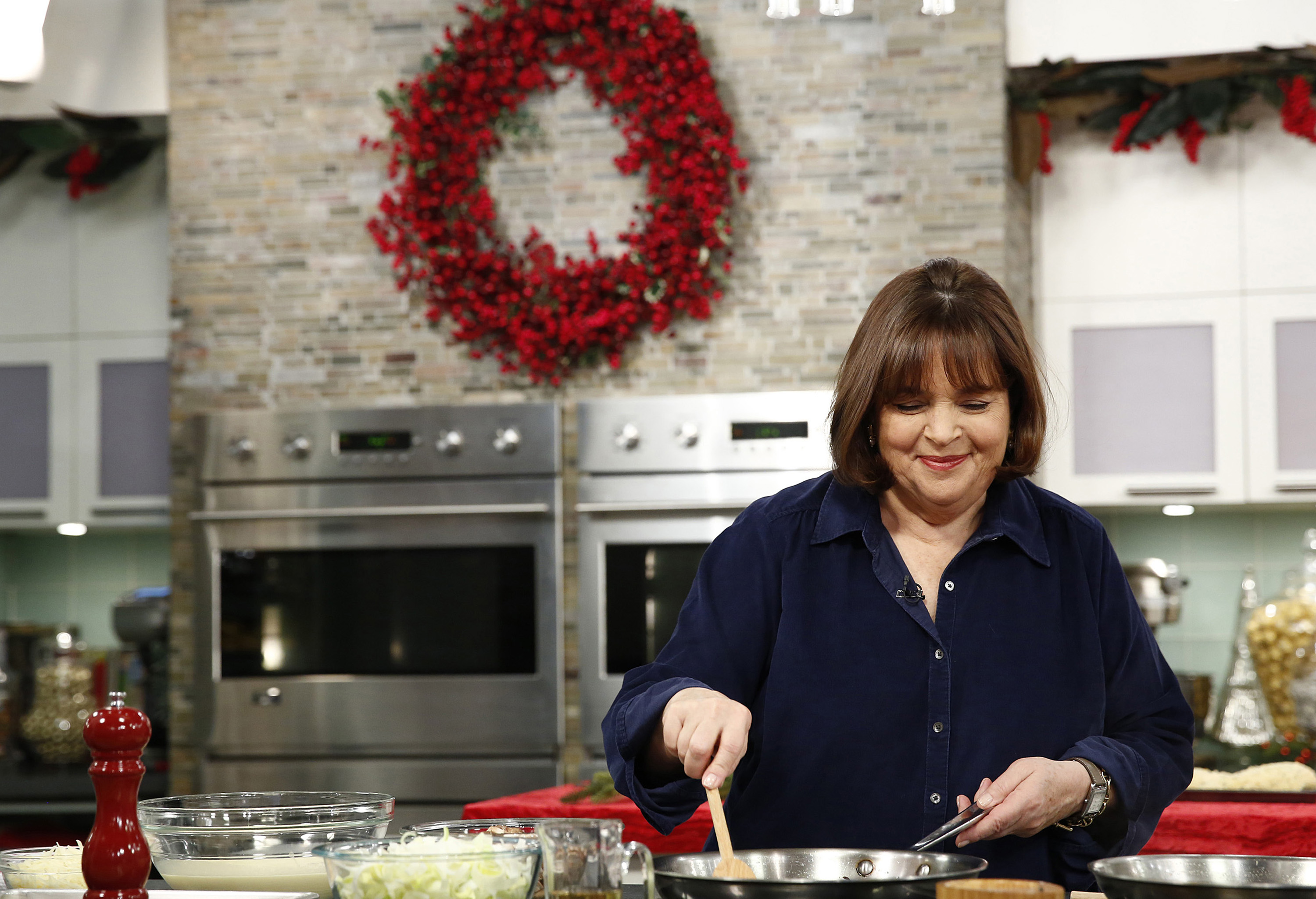 Ina Garten Bars Here S What Ina Garten Keeps In Her Pantry Kitchn
