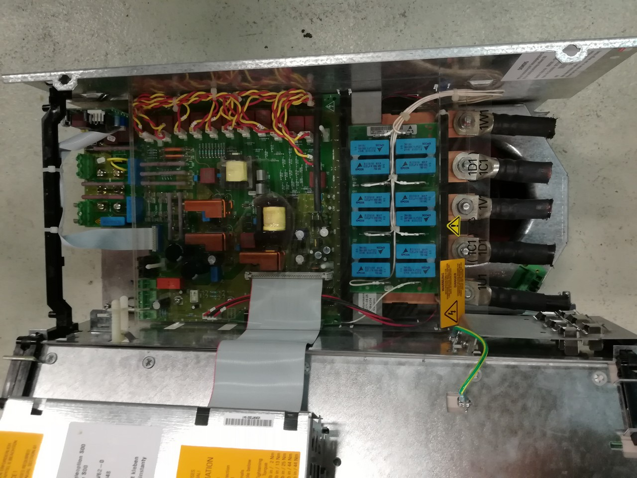 Hahn Transformatoren Graphic Web Parts Simoreg Dc Converter Drive For Siemens Man