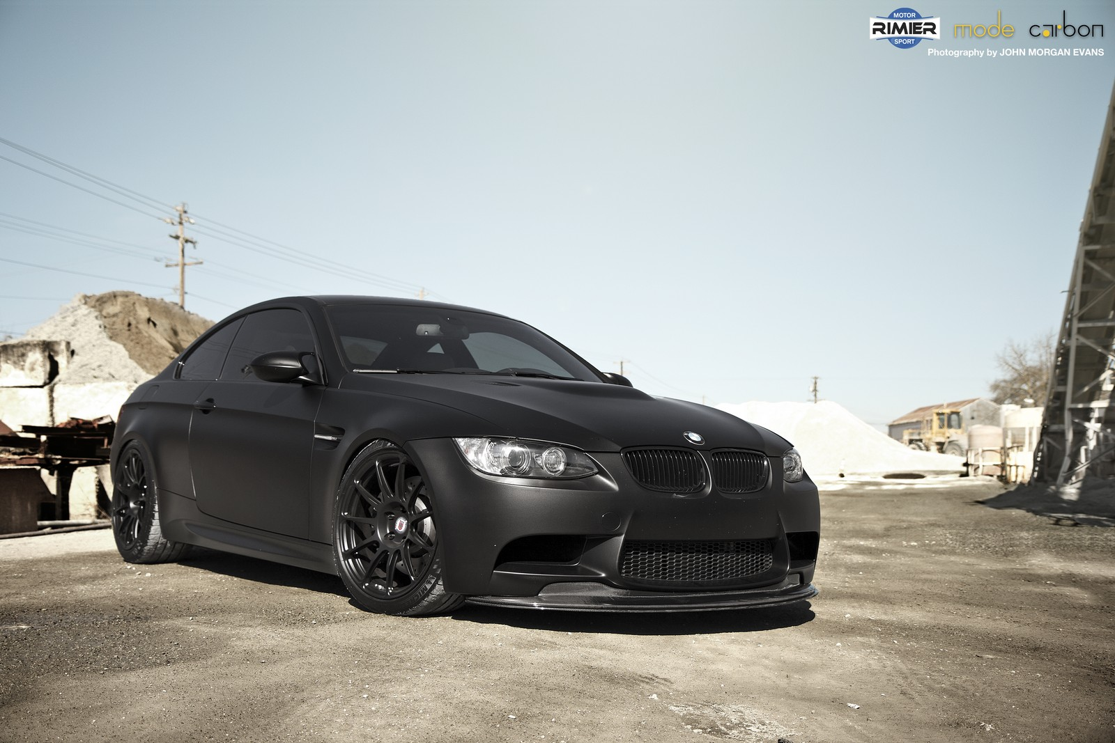 Fast And Furious Cars Hd Wallpapers Artic Camo And Frozen Black Bmw M3s By Rimier Motorsports
