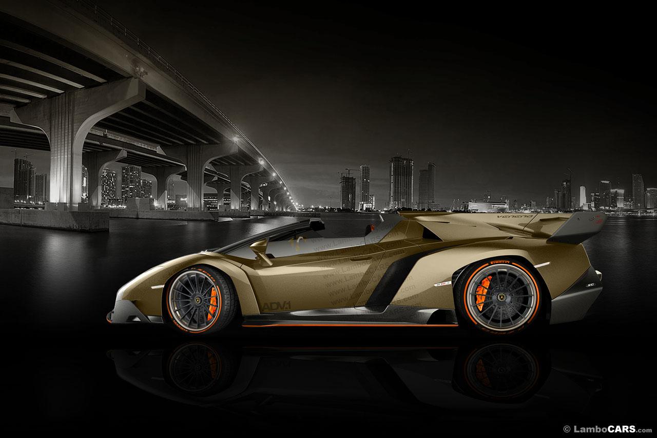 All Possible Lamborghini Veneno Colors Imagined Gtspirit