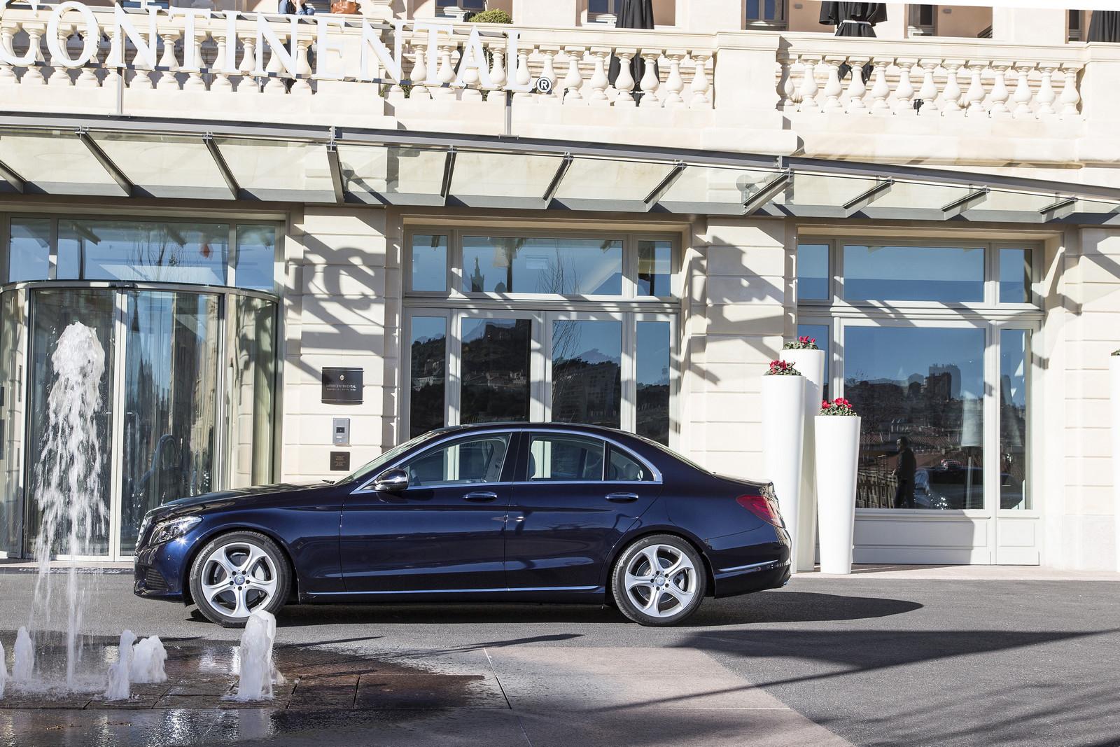2015 Mercedes Benz C Class Review Gtspirit
