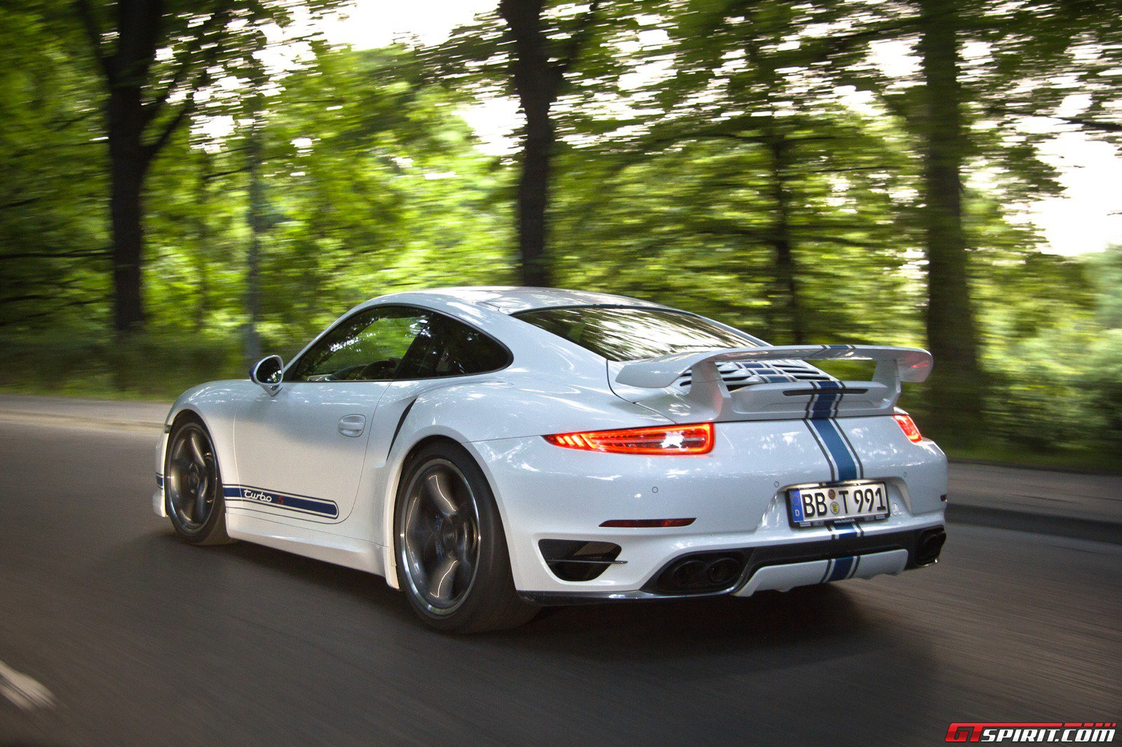 Speed And Sound Cars Wallpapers Techart 991 Turbo S Review Gtspirit