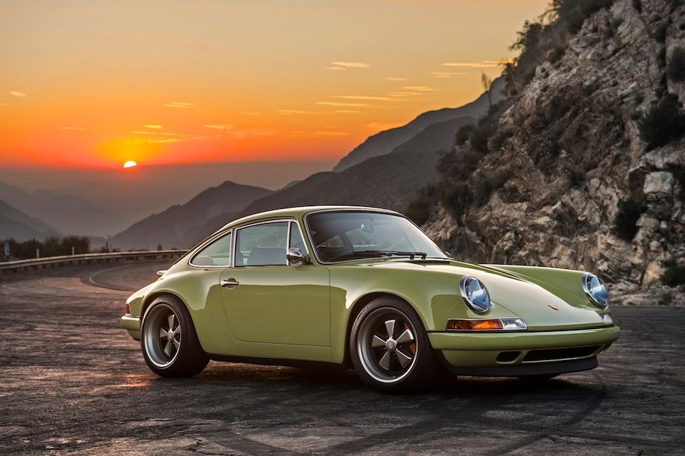 Modified Sports Car Wallpaper Singer Reveals 1990 Porsche 911 Manchester Gtspirit