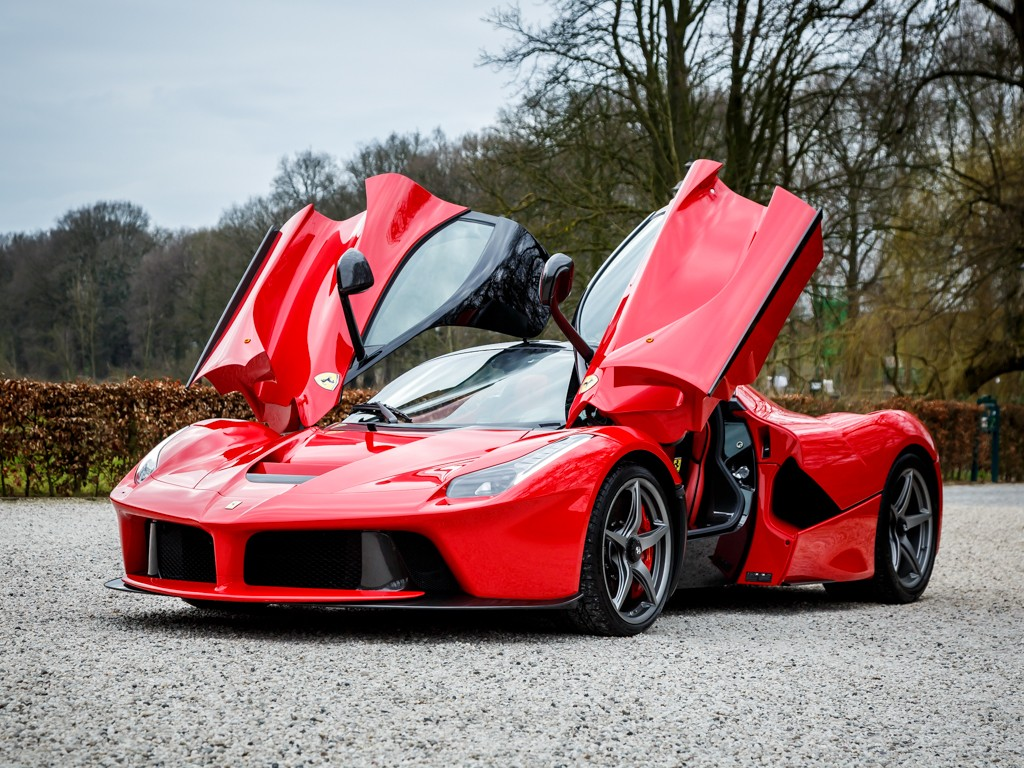Ferrari F12 Hd Wallpapers Ferrari Laferrari For Sale In The Netherlands Gtspirit