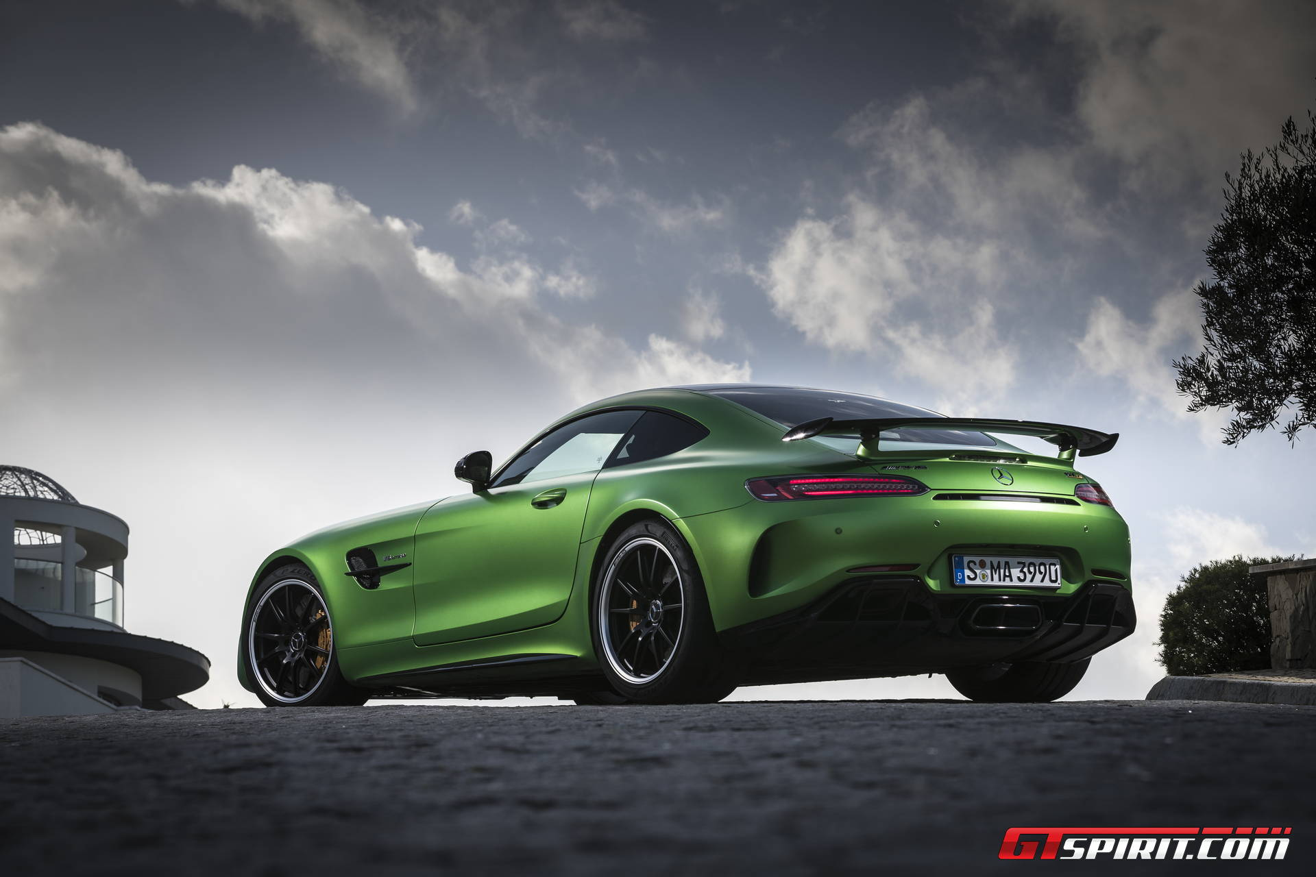 Amg Gt Mercedes Amg Gt R Review Gtspirit