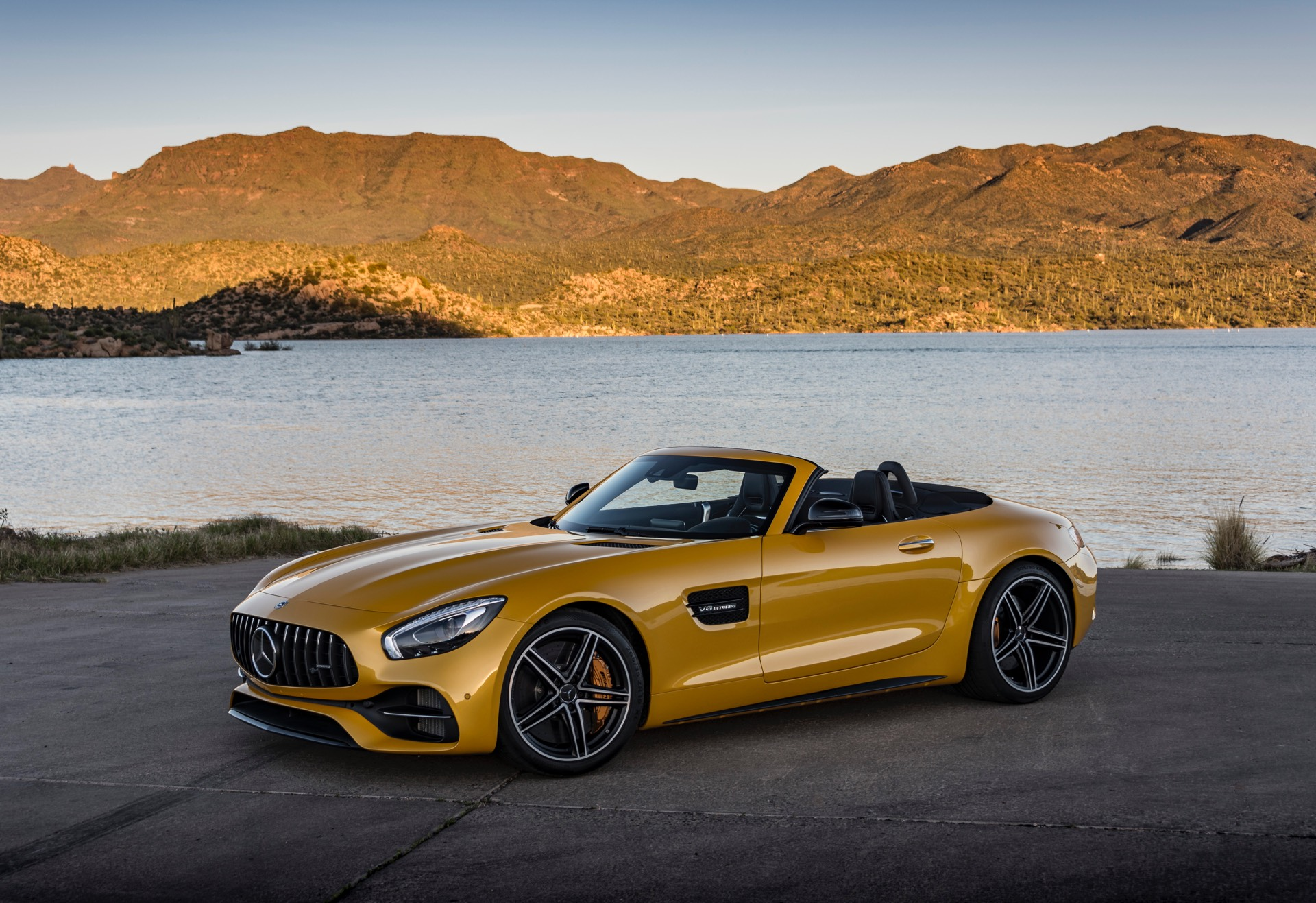 Amg Gt Mercedes Amg Gt C Roadster Review Gtspirit