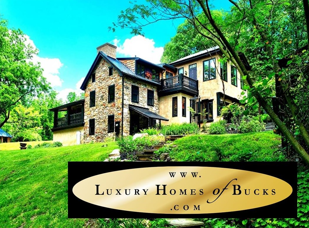 Stone Farmhouse For Sale Pa Stone Homes In Bucks For Sale Bucks County Stone Homes