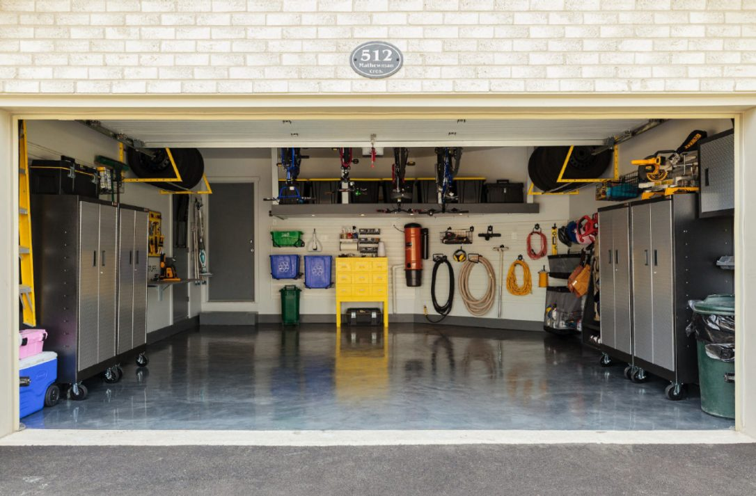 Your Garage Deserves Better Spring Cleaning