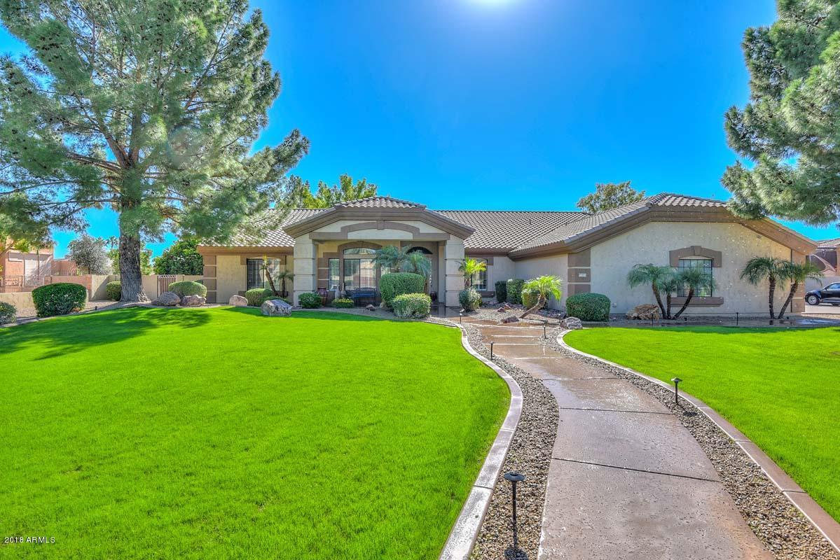 Camino Del Oro Parking 5 Bed 5 Bath Home In Peoria For 850 000