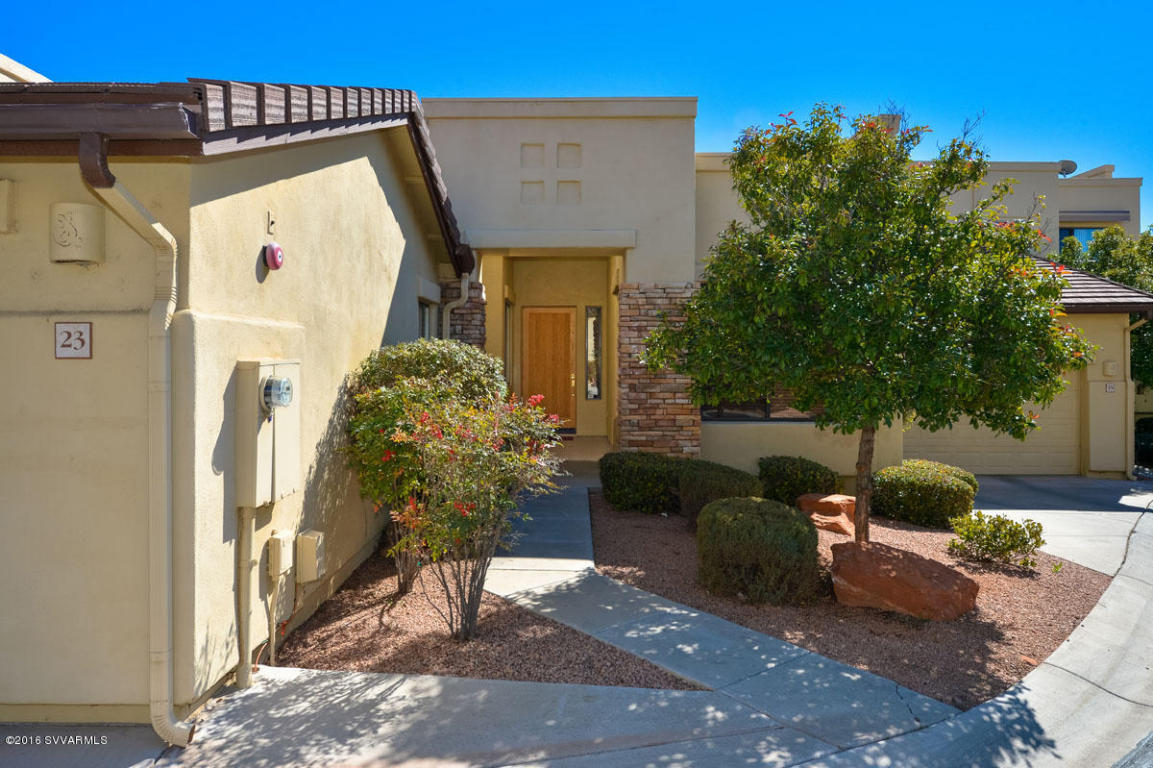 Mesa Grande 3 Bed 3 Bath Condo Townhouse In Sedona For 424 000