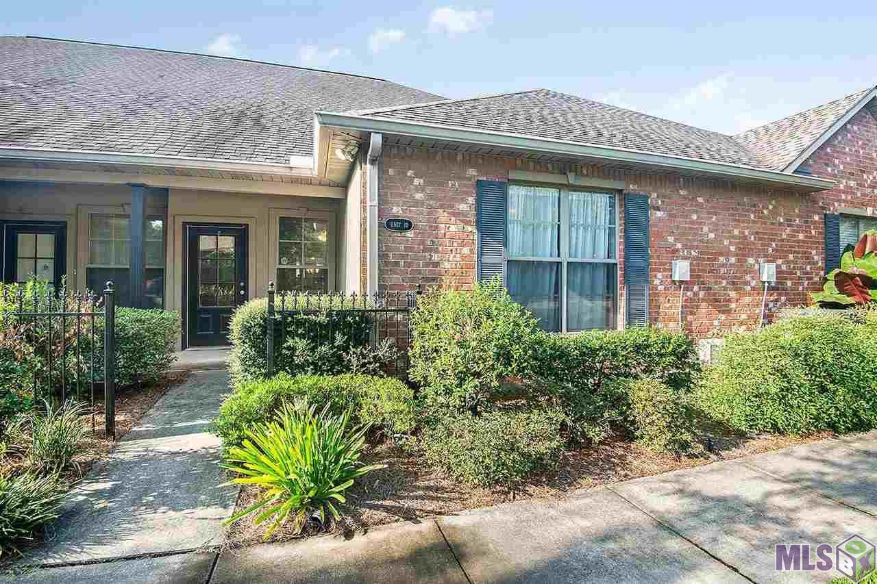Garage Sale Baton Rouge 2 Bed 2 Baths Condo Townhouse In Baton Rouge For 169 900