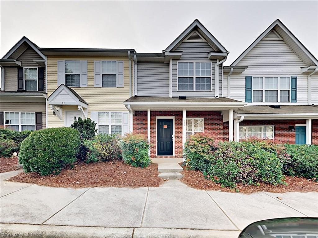 Tradi Home 2 Bed 3 Bath Condo Townhouse In Greensboro For 112 900