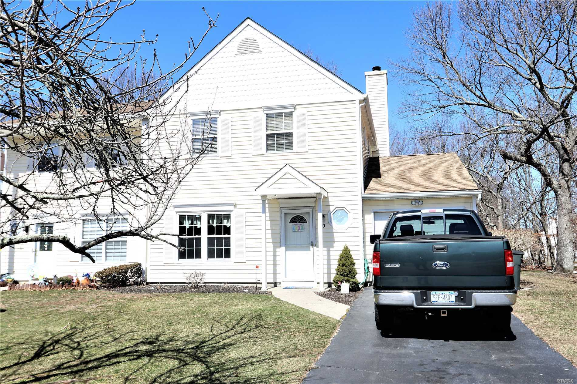 Garage For Sale Long Island 3 Bed 3 Bath Condo Townhouse In Coram For 270 000