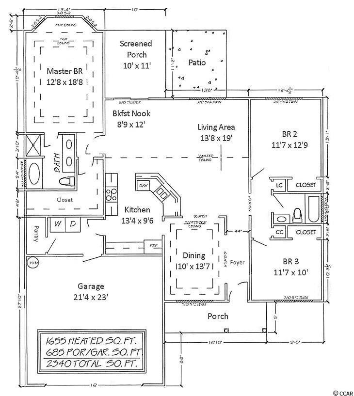 Tbb7 Cupola Dr, Longs, SC MLS# 1807617 Myrtle Beach Homes for