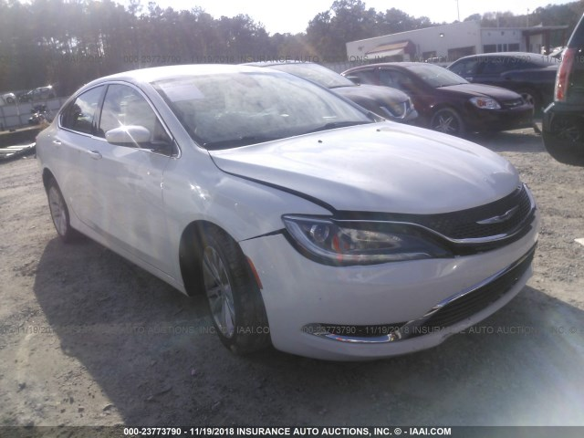 Chrysler 200 Fender Used Auto Parts