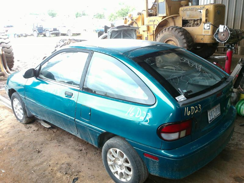 Ford Aspire Transmission Used Auto Parts