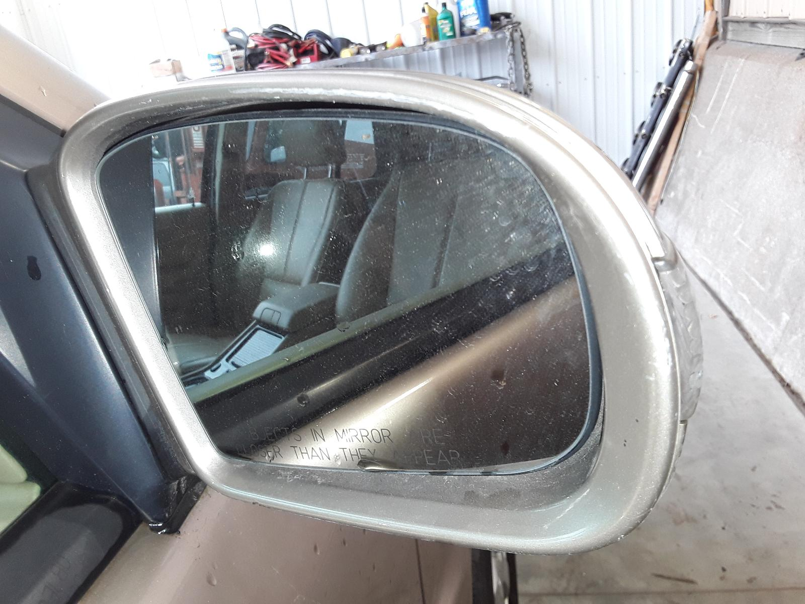 Mirror Inc Topeka Ks Mercedes Benz Ml Class Side View Mirror Used Auto Parts