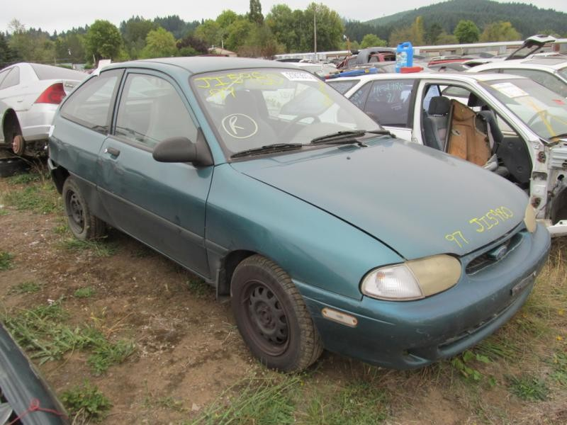 Ford Aspire Door Glass, Front Used Auto Parts