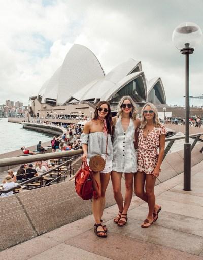 Travel Diary: Australia - LivvyLand | Austin Fashion and ...