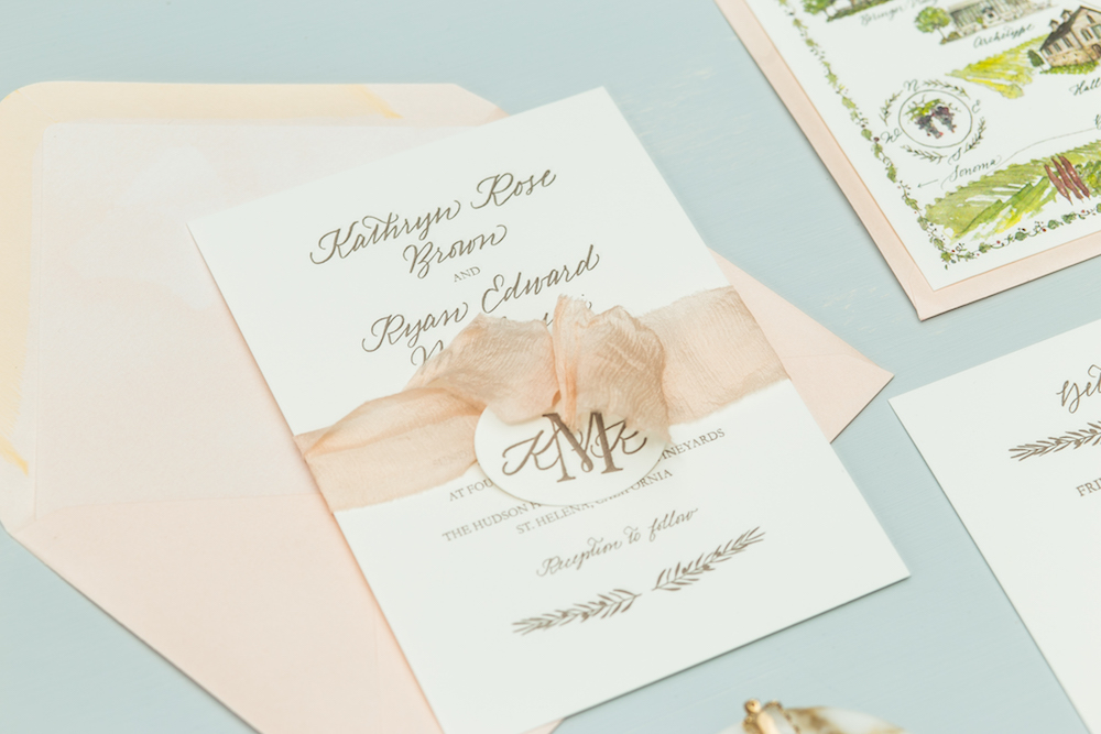 The Anatomy of a Wedding Thank You Note