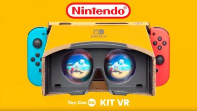 Nintendo Toycon VR Kit, Peut-il faire évoluer la VR et le PlayStation VR