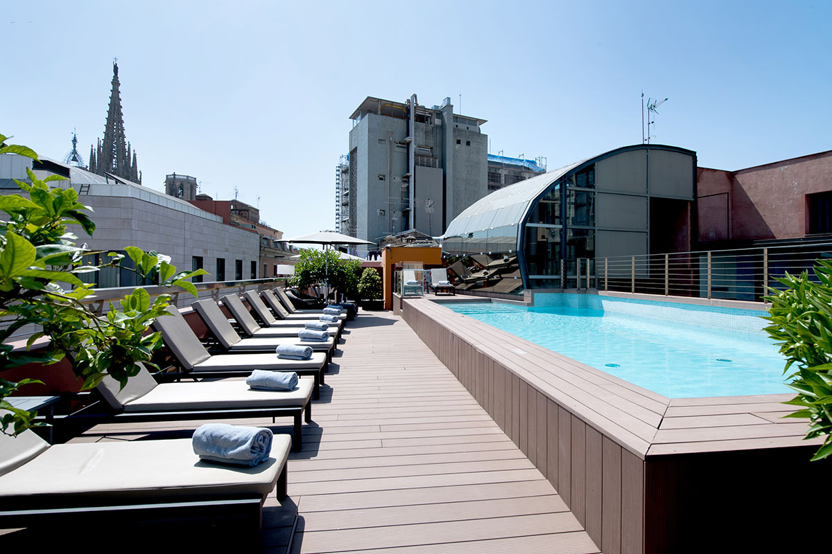Hotel Con Piscina Privada Madrid Hotel Catalonia Catedral Web Oficial Catalonia Hotels Resorts