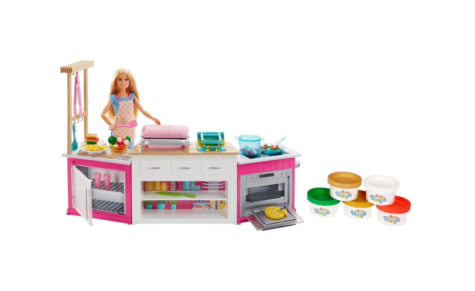 Barbie Cucina Da Sogno Barbie Toys Center