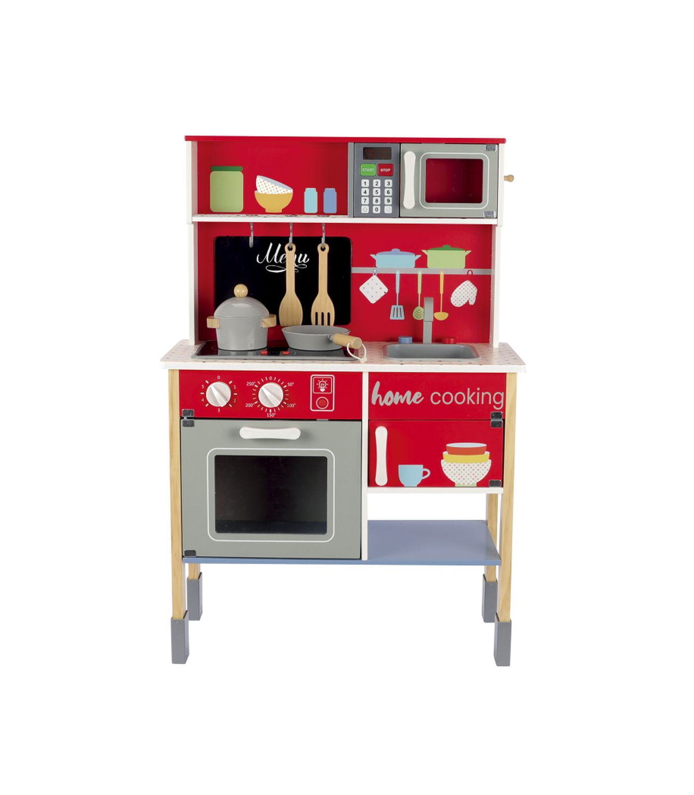 Cucina Home Cooking Toys Center