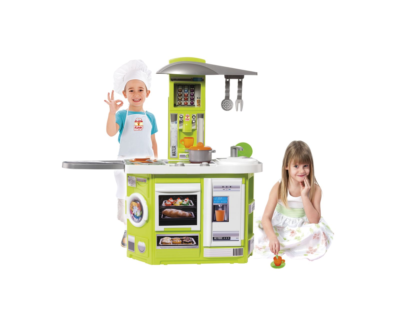 Cucina Let S Cook Toys Center