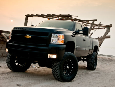 Lifted Truck Buying Tips Burlington Chevrolet