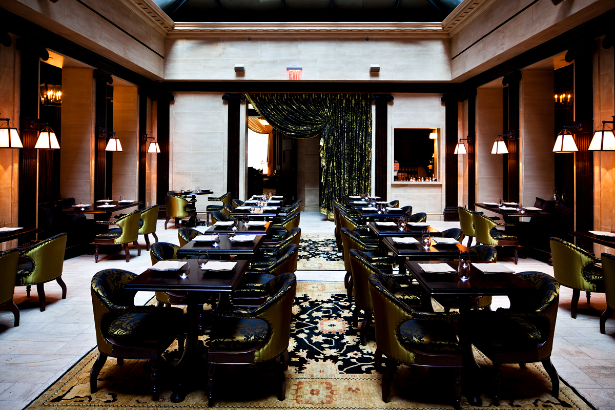 Nomad Restaurant 6 Nyc Meals To Dress Up For This December Zagat