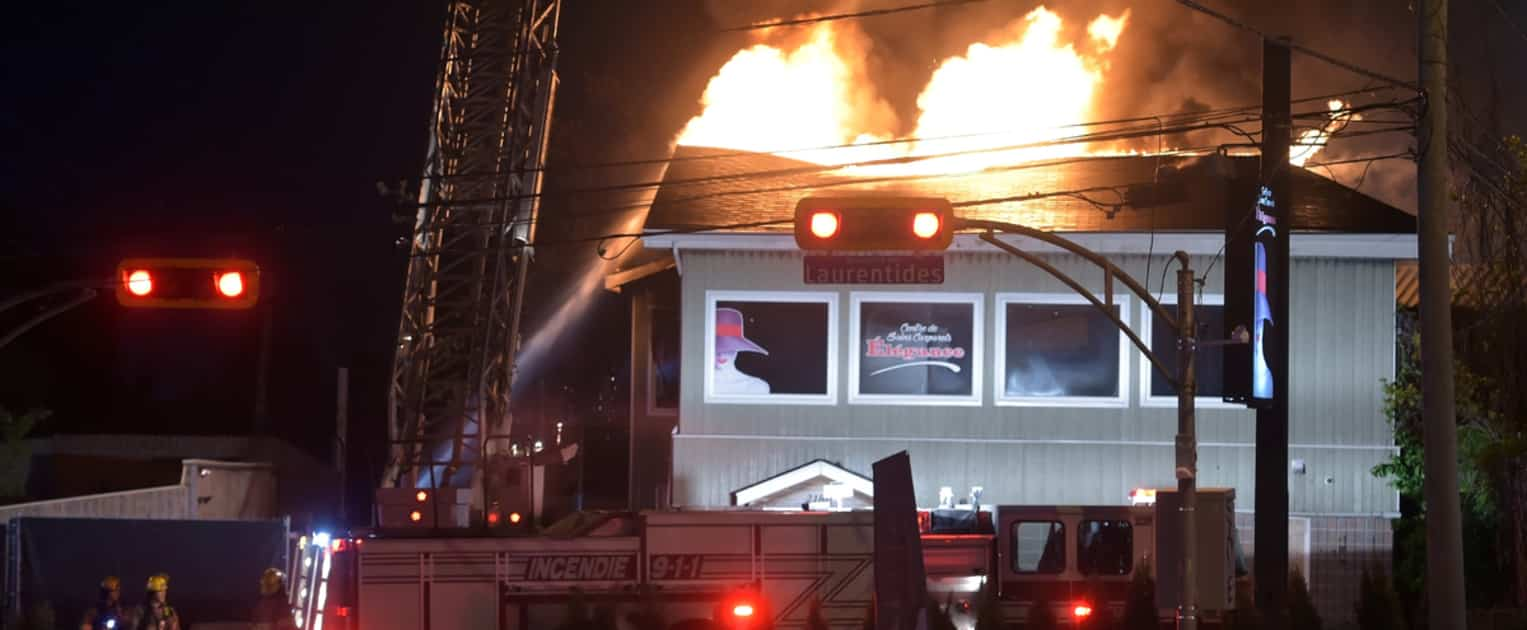 Salon De Massage 92 Un Salon De Massage Incendié à Laval | Jdm