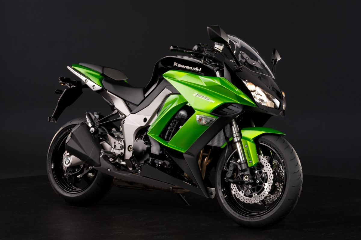 Z1000sx My 2018 Kawasaki Deutschland
