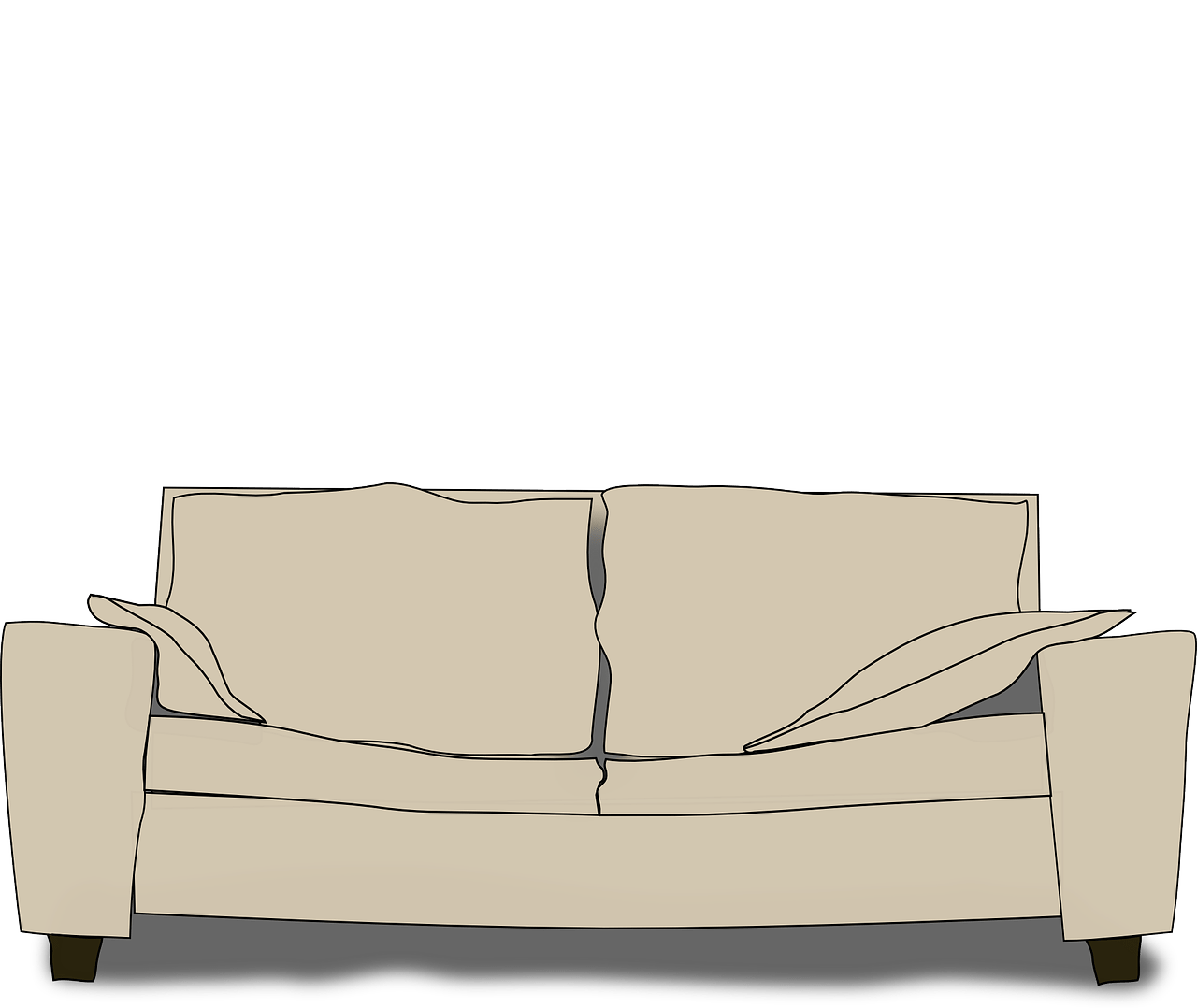 Sofa Set Vector Png Couch Settee Lounge Sofa Furniture Free Photo From Needpix