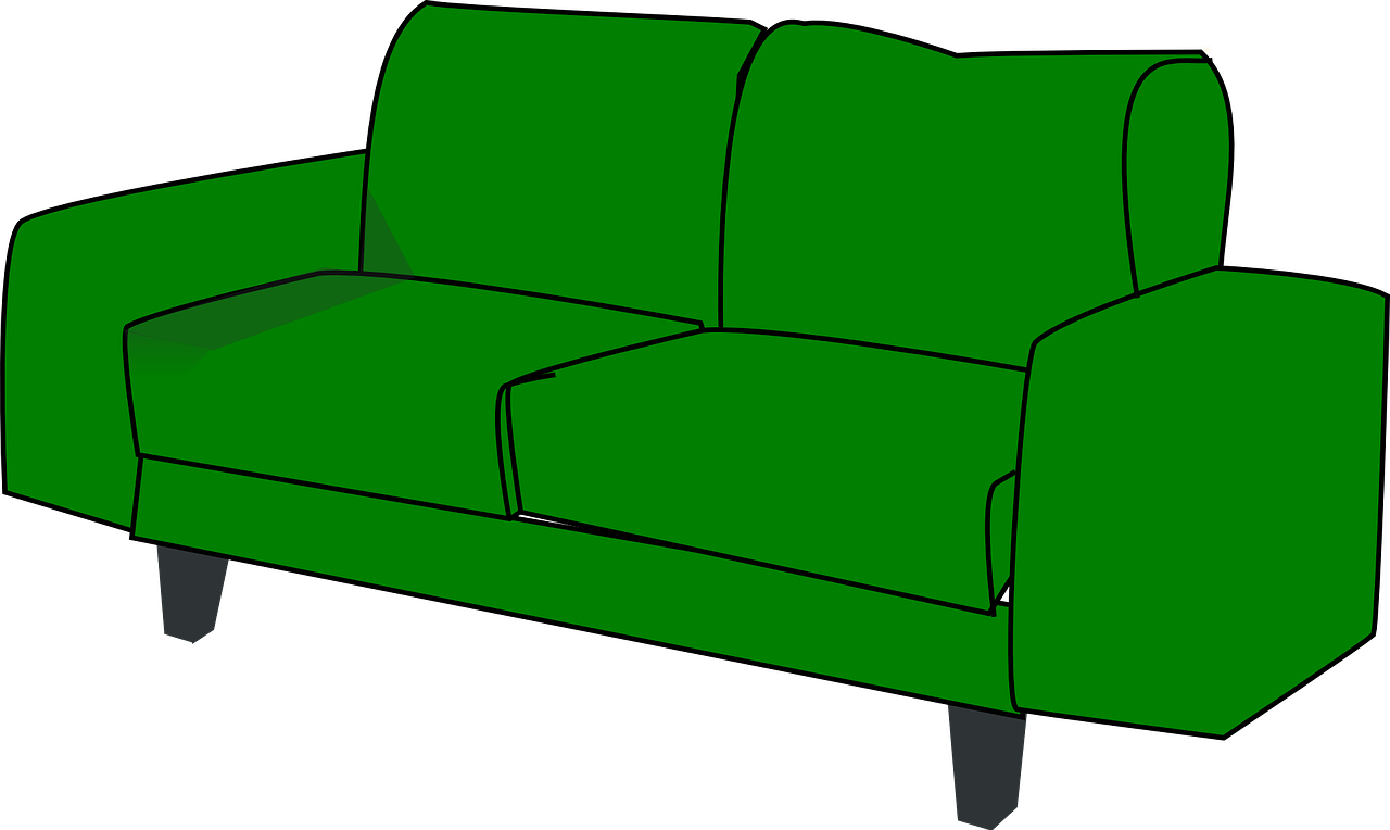Sofa Set Vector Png Couch Sofa Furniture Livingroom Living Room Free Photo From