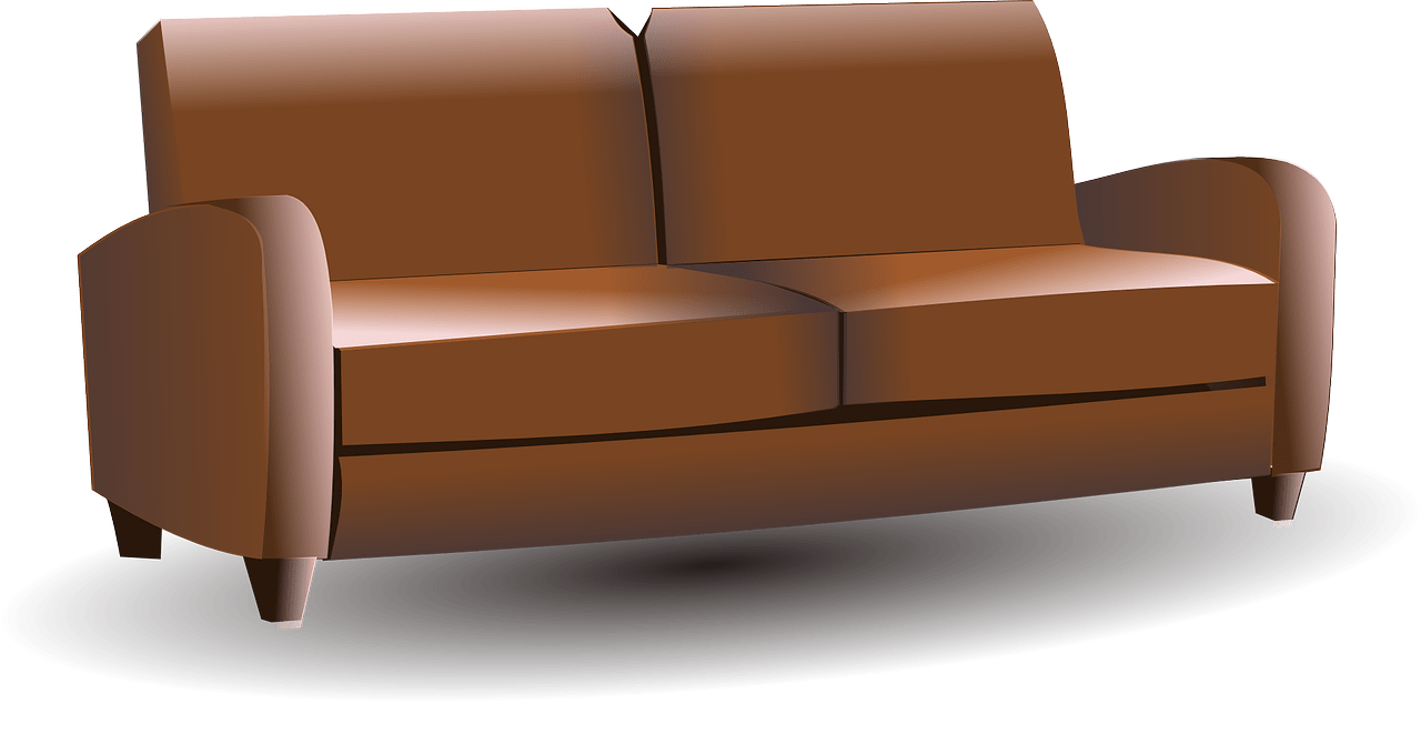 Sofa Vector Free Furniture Sofa Leather Sofa Couch Livingroom Free Photo From