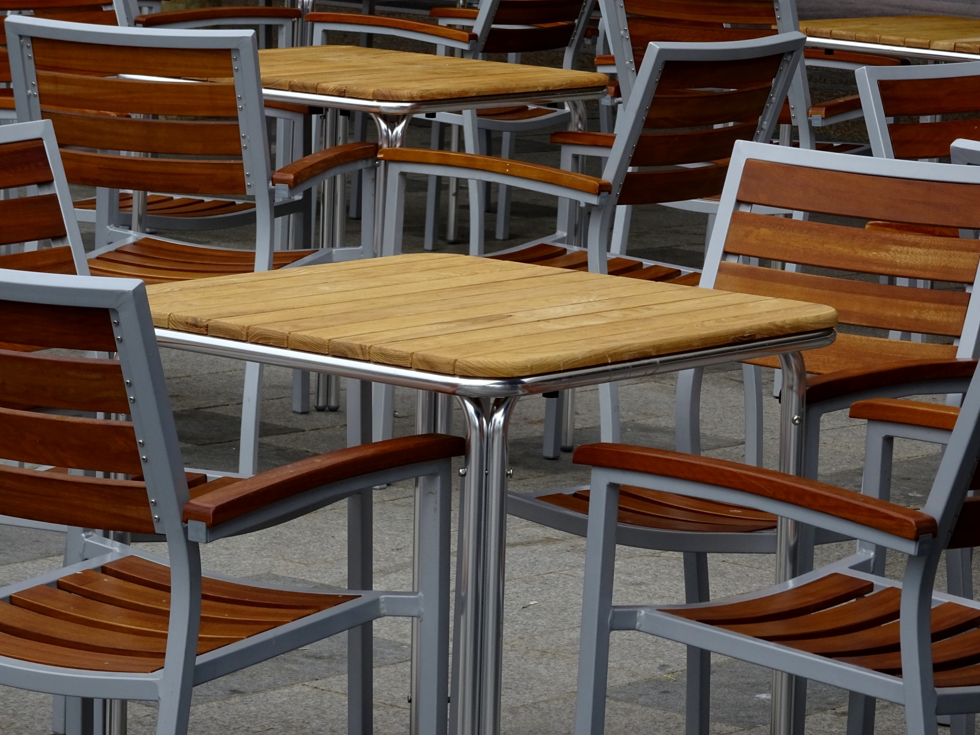 Reastaurant Tables Table Restaurants Chair Chairs Eating Nbspout Free Photo From